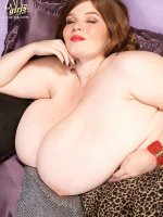 The Mammary Miracle Of Anorei – Anorei Collins – BBW