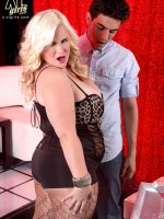 Xl Anal Strip Club - Jazlyn Summers - BBW,  Blowjob,  Cumshot