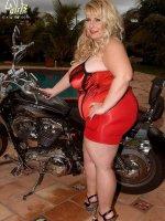 Motorcycle Mama – Cassie Blanca – BBW