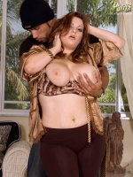 Ridin Ryder - Brandy Ryder - Big Tits,  Blowjob,  Cumshot,  Natural Boobs