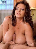 Gigantic Tits - Maria Moore - Big Ass,  Big Tits,  Blowjob,  Cumshot,  Natural Boobs