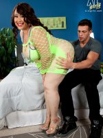 Push For The Tush & Cream For The Cooze - Twilight Starr - BBW,  Blowjob,  Cumshot