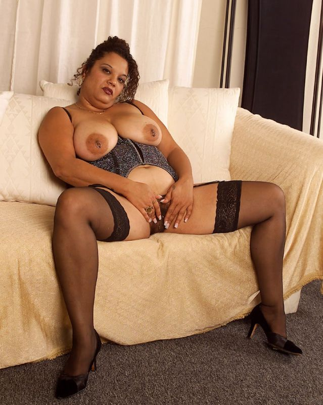 image Marcela chubby playing with her pussy