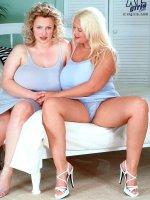 Two English Girls – Laura Bailey,  Susie Wilden – BBW