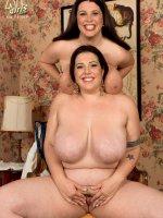 Angels Of Tits - Dallas Dixon,  Angel Sin - Big Tits,  Natural Boobs