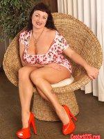Hot little fatty Betty Boob showing that amazing body off