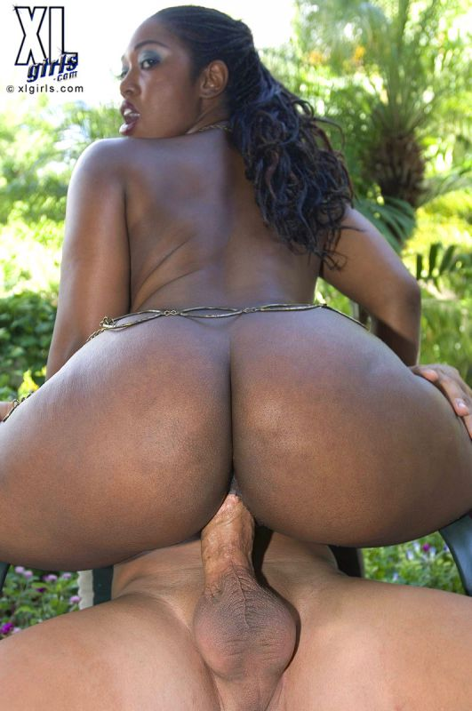 black woman big butt sex