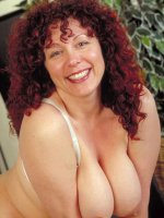 Busty bbw hottie Yvette playing with big boobs and hot wet pussy