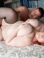 Epic Sex - Amerie Thomas - BBW,  Blowjob,  Cumshot