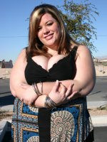 Gorgeous BBW Deserie likes to masturbate for the camera and play with her big fat breasts