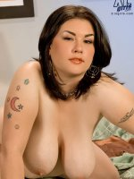 Built For A Bang - Gwen Etoile - BBW,  Natural Boobs