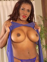 Chubby Angelique looking oh so fucking sexy with those big tits