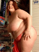 Sexy In The Dressing Room – Madi Jane – BBW,  Natural Boobs